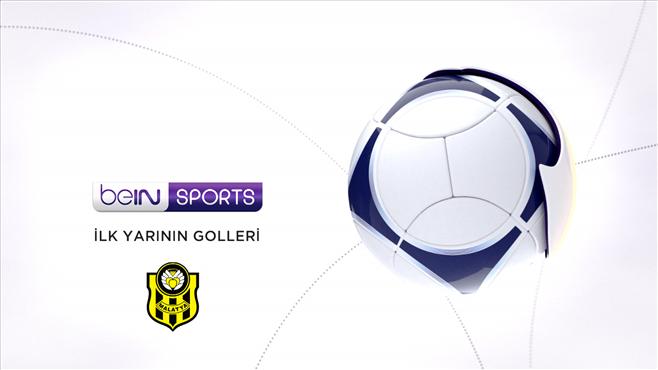 Evkur Yeni Malatyaspor'un ilk yarıda attığı goller! (3.Bölüm)