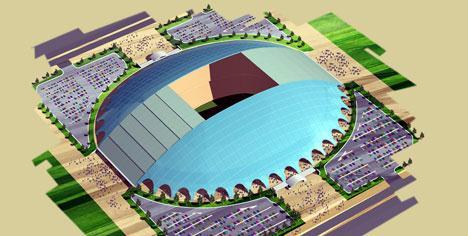 Timsah Arena geliyor!..
