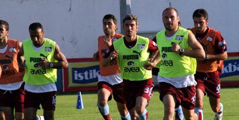 Trabzon hız kesmiyor !..