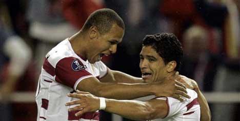 Sevilla'ya 45 dakika yetti