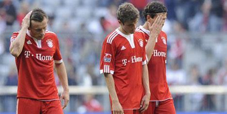 Bayern'in sessiz senfonisi