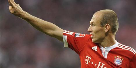 Transfer rekoru Bayern'de