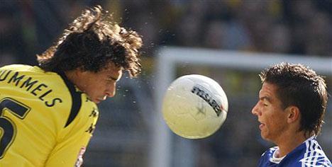 Derbi Schalke'nin