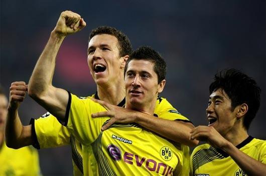 Dortmund liginde başka