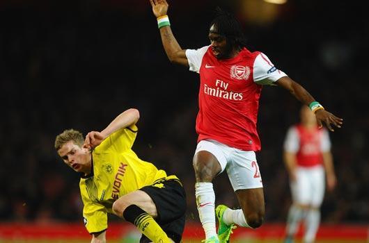 Arsenal garantiledi