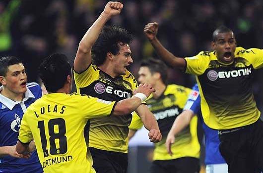 Ruhr Derbisi Dortmund'un!