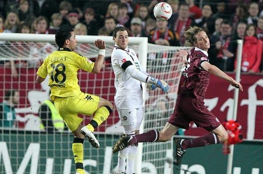 Dortmund'tan bir ilk!