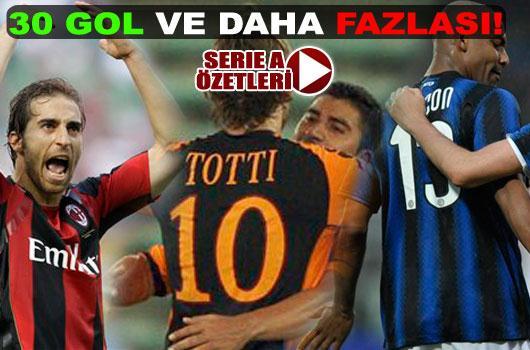 Serie A'da çılgın hafta!