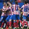 Atletico'dan tarihi başlangıç!
