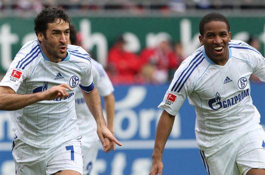 Kim demiş Schalke yorgun diye!