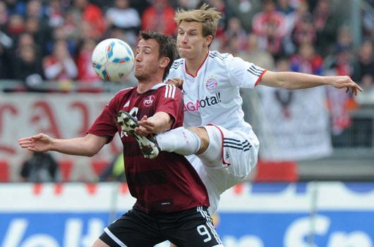 Bayern fırsatı tepmedi
