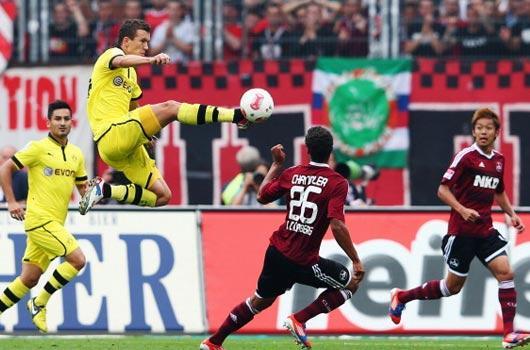 Dortmund tekledi