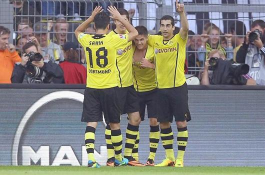 3 puan Lewandowski'den