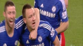 Chelsea golle başladı...