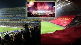 Dünyanın en iyileri arasında 4 Türk stadı!