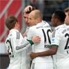 Bayern yine kayıpsız