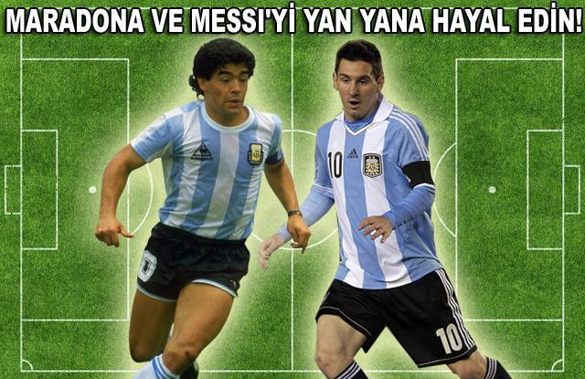 İşte Arjantin'in altın 11'i!