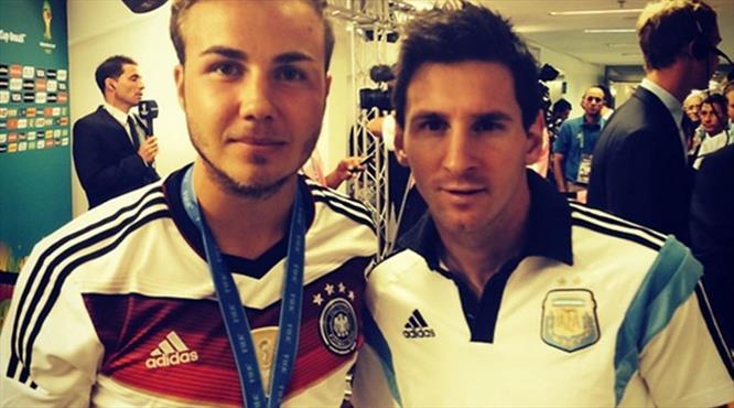 """Messi gibi olmak imkansız"""