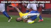 Medel'den Neymar'a insanlık dışı faul