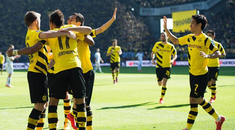 Dortmund Paderborn'a acımadı