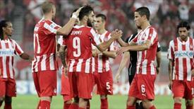 Olympiakos 42. kez şampiyon!