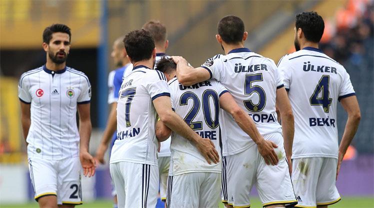 Fenerbahçe galibiyetle kapattı!..