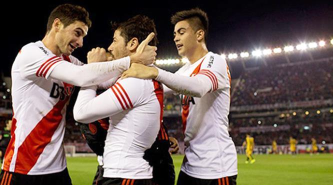 River Plate 19 yıl sonra finalde!