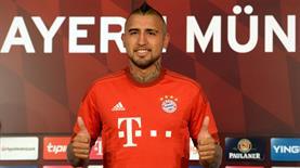 Vidal resmen Bayern'de!..
