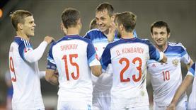 Rusya gol oldu yağdı!
