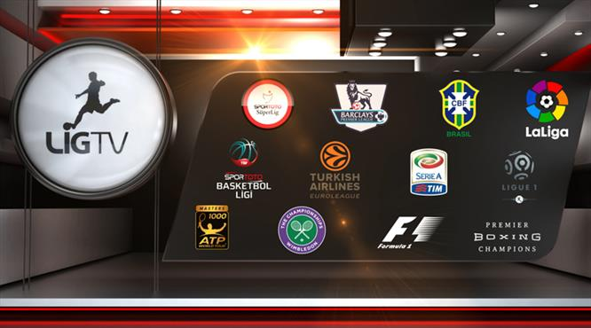 2016'nın ilk günlerinde Lig TV'de futbola doyacaksınız!