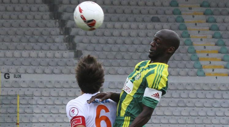 Urfa'nın hasretini Edinho bitirdi!