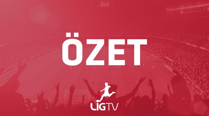 İşte Türkiye - Ukrayna maçının özeti!