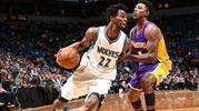 Wiggins Lakers'ı tek başına yıktı! (ÖZET)