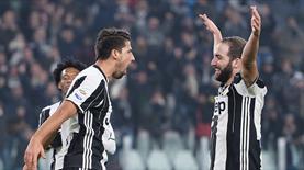 Juventus'a yan bakan yanıyor (ÖZET)