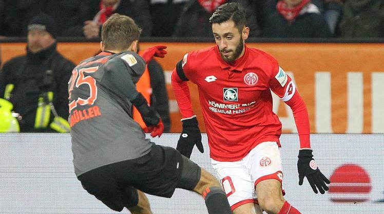 Yunus Mallı Bayern'i durduramadı!