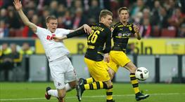 Dortmund 90'da hayata döndü!