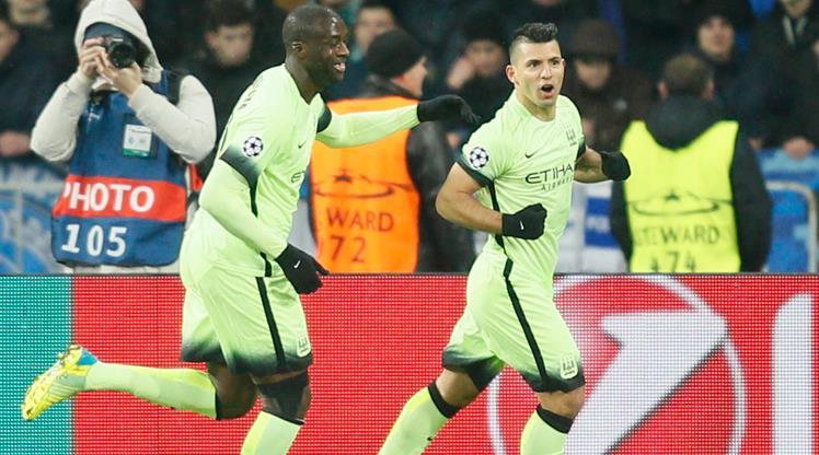 Dynamo Kiev: 1 - Manchester City: 3