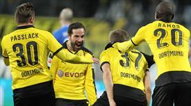 Dortmund zirveye yürüyor