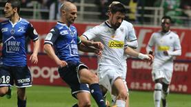 Ligue 1'de ilk yolcu Troyes