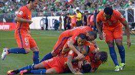 Vargas coştu, Şili gol oldu yağdı! 7-0! (ÖZET)