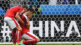 Avusturya'yı kahreden penaltı!