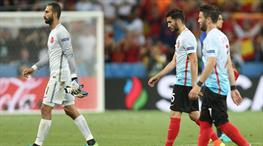 Buraya kadarmış! EURO 2016'ya havlu attık