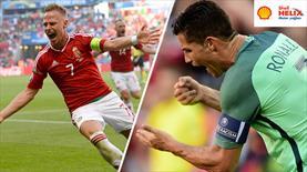 Macaristan - Portekiz maçında en yüksek performansı kim sergiledi?