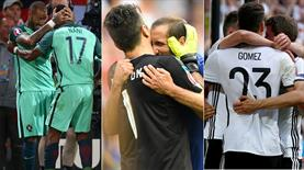İşte EURO 2016'da çeyrek final programı