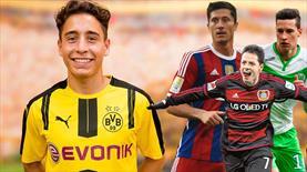 Almanya Bundesliga'da ilk hafta maçları belli oldu!