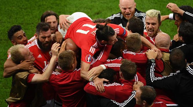 Mucizenin adı Galler! Ronaldo'nun rakibi Bale oldu! (ÖZET)