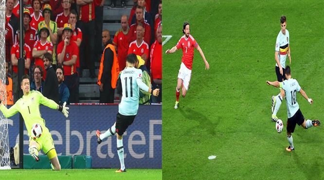 1 değil, 2 değil, 3 değil! Belçika zoru başardı!..