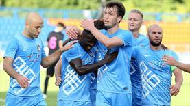 Osmanlıspor, UEFA Avrupa Ligi'nde play-off'a yükseldi