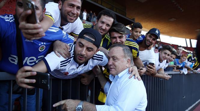 Fenerbahçe'de ilklerin maçı