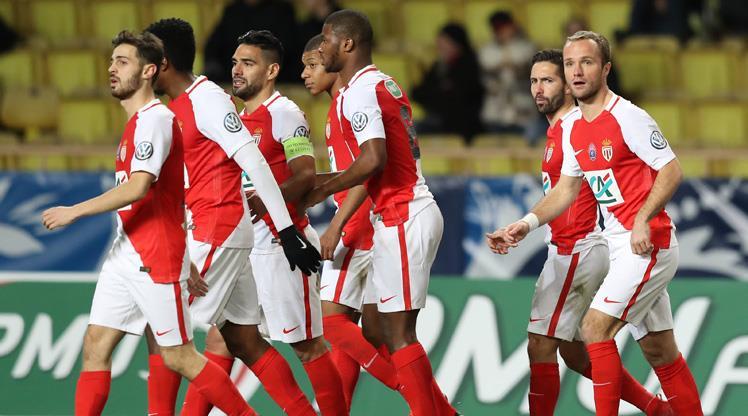 Monaco - Ajaccio: 2-1 (ÖZET)